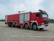 Zhenxiang MG5380GXFPM210 foam fire engine