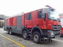 Zhenxiang MG5380GXFSG180/GC fire tank truck
