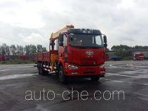 希望牌MH5250JSQJ6型随车起重运输车