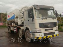 Xiwang MH5310THZ explosive mixture and charges transport truck