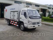 Huajie MHJ5040XYY05B medical waste truck