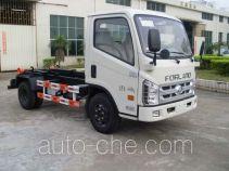 Huajie MHJ5040ZXX03B detachable body garbage truck