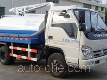 Huajie MHJ5080GXE02B suction truck