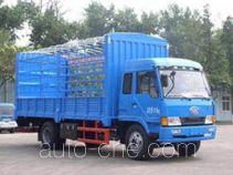 Huakai MJC5095CLXYK28L4E3 грузовик с решетчатым тент-каркасом