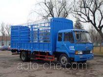 Huakai MJC5160CLXYK28L5BE3A грузовик с решетчатым тент-каркасом
