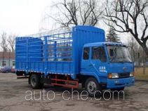 Huakai MJC5160CLXYK28L5CE3 stake truck