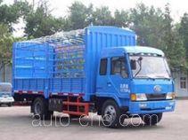 Huakai MJC5160CLXYK28L6-E3 грузовик с решетчатым тент-каркасом