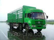 Huakai MJC5316CLXYPK2L1T4-4E3 stake truck