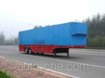 Tongguang Jiuzhou MJZ9200TCL vehicle transport trailer