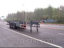 Tongguang Jiuzhou MJZ9380TJZG container transport trailer