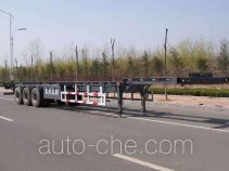 Tongguang Jiuzhou MJZ9400TJZG container transport trailer