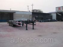Tongguang Jiuzhou MJZ9401TJZG container transport trailer