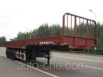 Tongguang Jiuzhou MJZ9401TZX dump trailer
