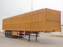 Tongguang Jiuzhou MJZ9404XXY box body van trailer