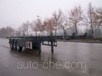 Tongguang Jiuzhou MJZ9406TJZ container transport trailer