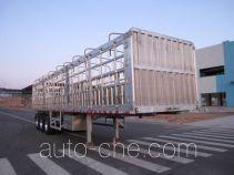 Mengkai MK9400CCYLH aluminium stake trailer