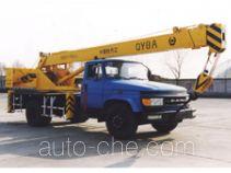 Quanyun  QY8A MQ5102JQZQY8A truck crane