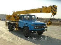 Quanyun  QY8 MQ5103JQZQY8 truck crane