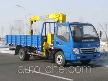 Quanyun MQ5103JSQ truck mounted loader crane