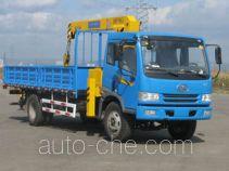 Quanyun MQ5122JSQ truck mounted loader crane