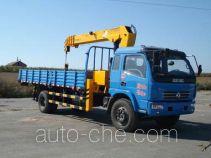 Tieyun MQ5160JSQD truck mounted loader crane