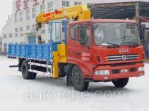 Tieyun MQ5160JSQD4 truck mounted loader crane