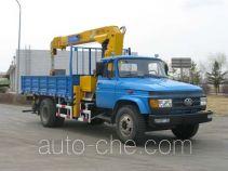 Quanyun MQ5163JSQ truck mounted loader crane