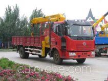 Tieyun MQ5164JSQJ truck mounted loader crane