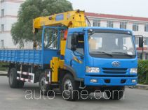 Quanyun MQ5210JSQ truck mounted loader crane