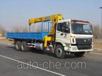 Quanyun MQ5250JSQF truck mounted loader crane