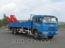 Quanyun MQ5251JSQJ truck mounted loader crane