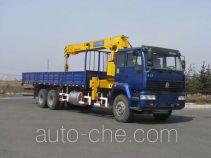 Quanyun MQ5251JSQZ truck mounted loader crane