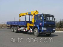 Tieyun MQ5251JSQZ truck mounted loader crane