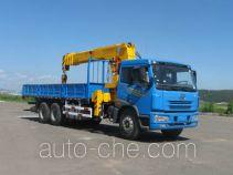 Quanyun MQ5252JSQJ truck mounted loader crane