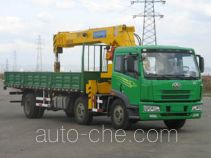 Quanyun MQ5257JSQ truck mounted loader crane