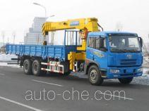 Quanyun MQ5259JSQ truck mounted loader crane
