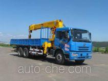 Tieyun MQ5252JSQJ truck mounted loader crane