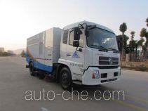 Qunfeng MQF5120TXSD5 street sweeper truck