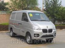 Putian Hongyan MS5020XXY box van truck