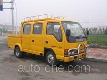 Putian Hongyan MS5046XGC engineering works vehicle