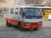 Putian Hongyan MS5050XGC engineering works vehicle