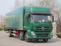 Putian Hongyan MS5252XYKD wing van truck