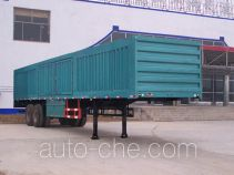 Mengshan MSC9210XXY box body van trailer