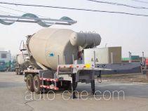 萌山牌MSC9350GJB型混凝土搅拌运输半挂车