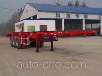 Mengshan MSC9370TJZG container transport trailer