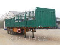 Mengshan MSC9380CLXY stake trailer