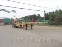 Mengshan MSC9380TJZG container transport trailer