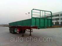 Mengshan MSC9380ZZX dump trailer