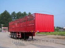 Mengshan MSC9401CLXY stake trailer