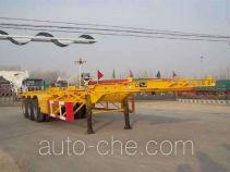 Mengshan MSC9401TJZG container transport trailer
